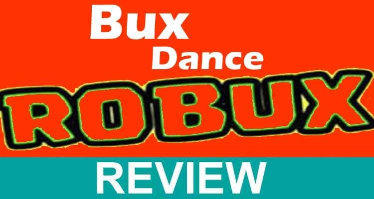 Bux.dance Roblox 2020