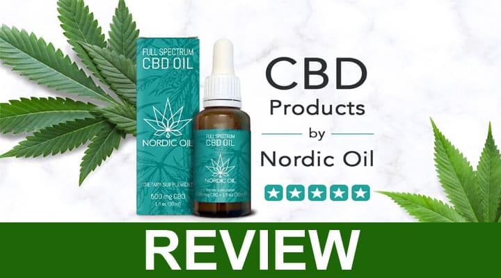 CBD Oil Reviews Nordic Oil 2020