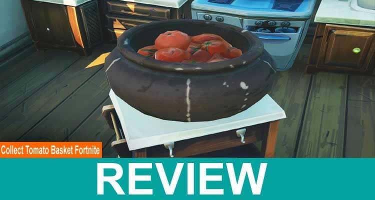 Collect Tomato Basket Fortnite 2020.