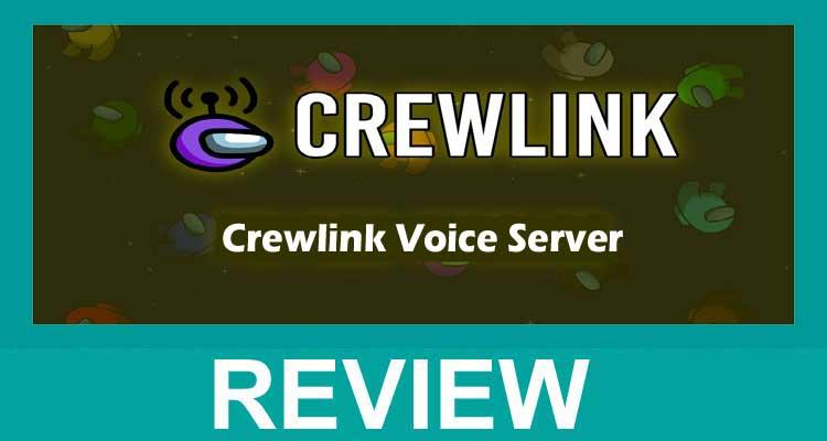 Crewlink Voice Server