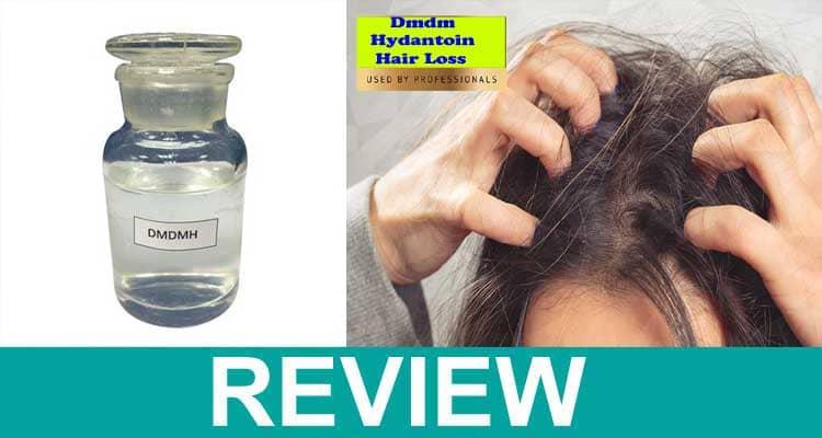 Dmdm Hydantoin Hair Loss 2020.