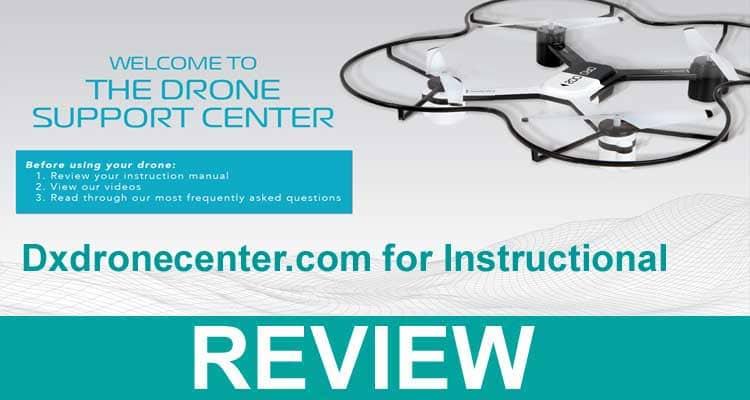 Dxdronecenter.com for Instructional 2020.