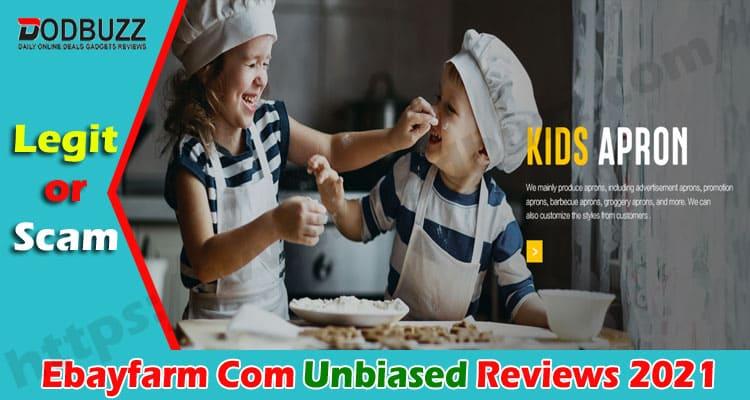 Ebayfarm Com Reviews {Jan 2021} Is It Legit To Shop