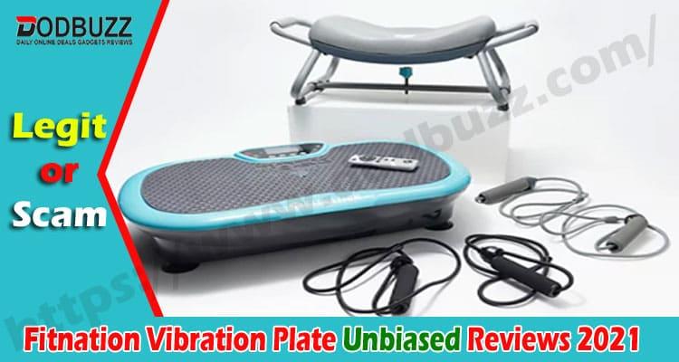 Fitnation Vibration Plate Reviews (Dec) Is It A Safe Buy
