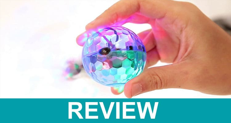 Flying Space Orb Toy 2020