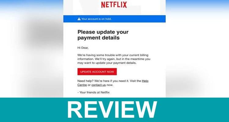 Free Netflix Scam Text 2020
