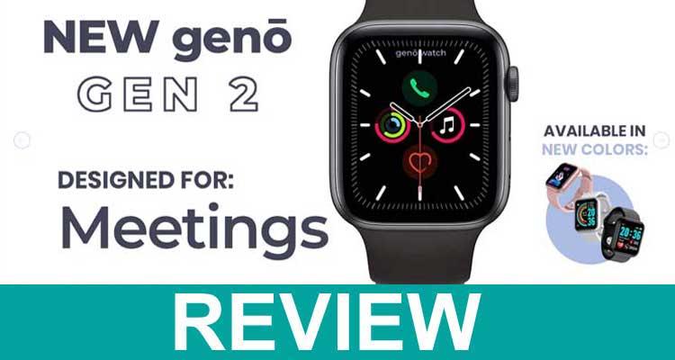 Geno Watch Pro Reviews 2020