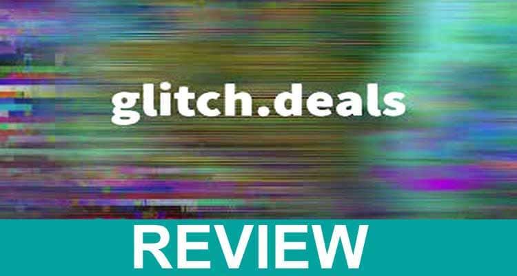 Glitchen Deals com 2020.