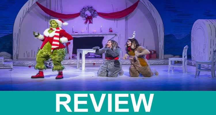Grinch Musical Reviews 2020