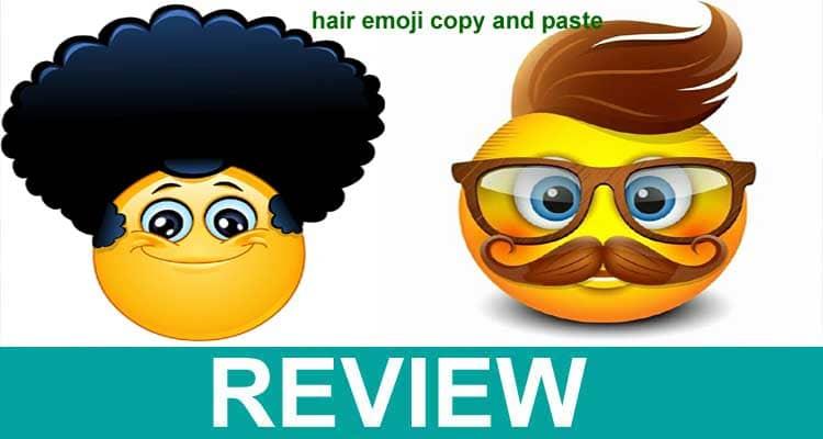 Hair Emoji Copy And Paste 2020.
