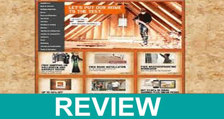 Homedepoten-Review