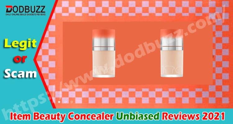 Item Beauty Concealer Reviews [Dec] Trustworthy or Hoax