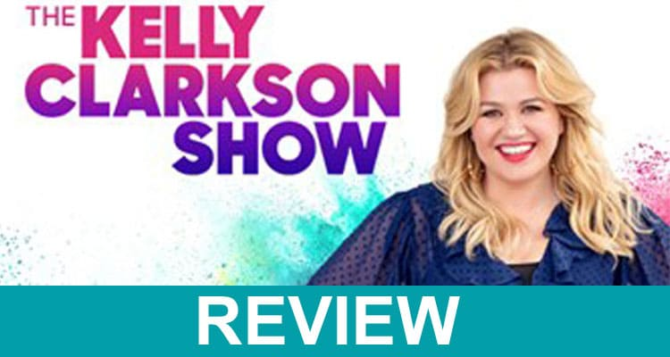 Kelly Clarkson Christmas Giveaway 2020