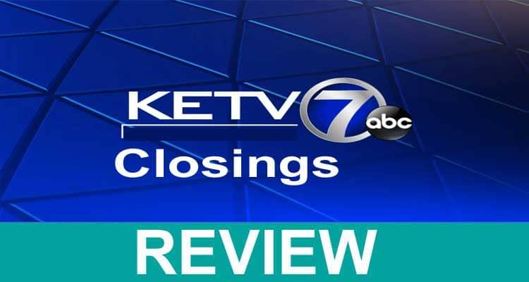 Ketv Closings 2020.
