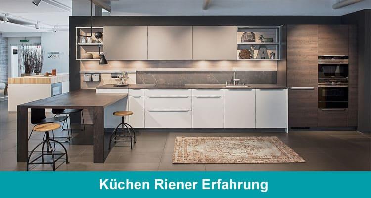 Küchen Riener Erfahrung 2020