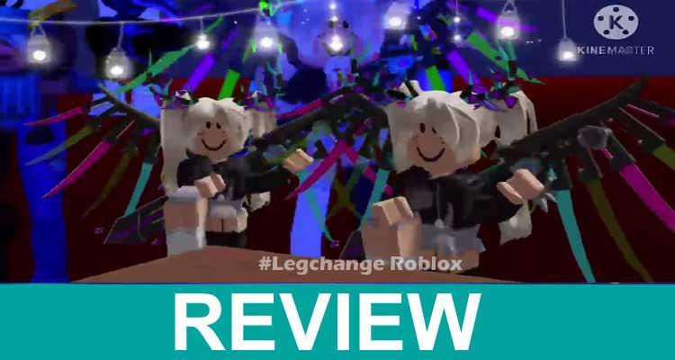 #Legchange Roblox 2020