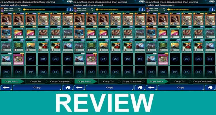 Noble Knight Deck Duel Links Review 2020