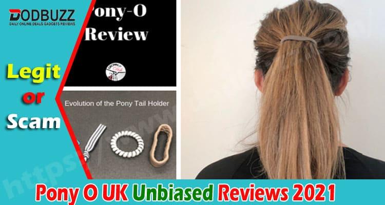 Pony O UK Reviews (Dec) Legit Or Fake - Read Here!