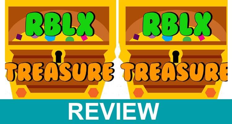 Rblx Treasure 2020