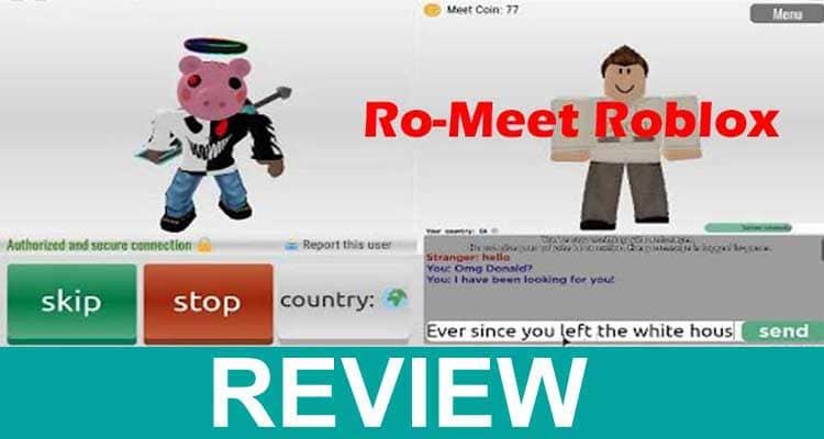 Ro-Meet Roblox 2020.