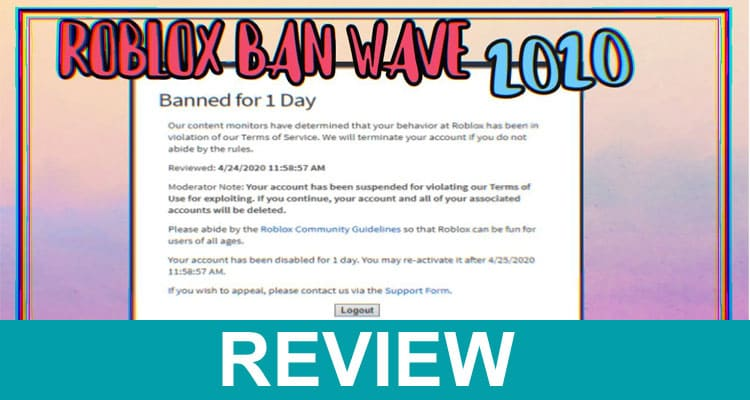 Roblox Ban Wave December 2020 Dodbuzz