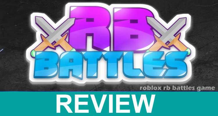 Roblox Rb Battles Game. 2020.