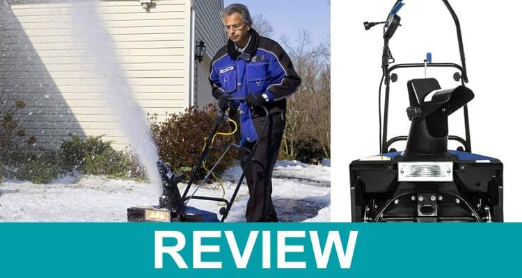 Snow Joe Reviews 2020