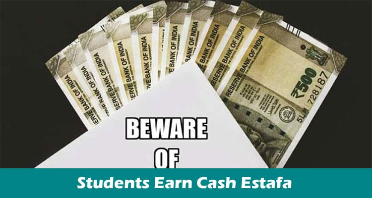 Students Earn Cash Estafa 2020