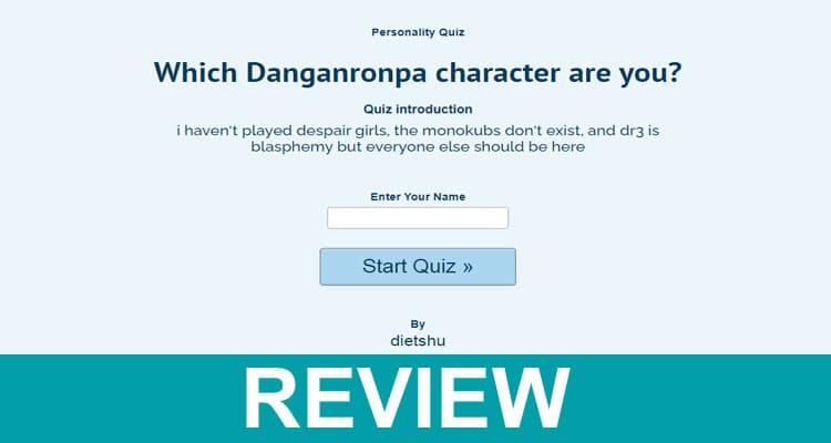 Uquiz com Danganronpa 2020