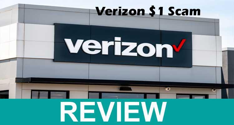 Verizon $1 Scam 2020