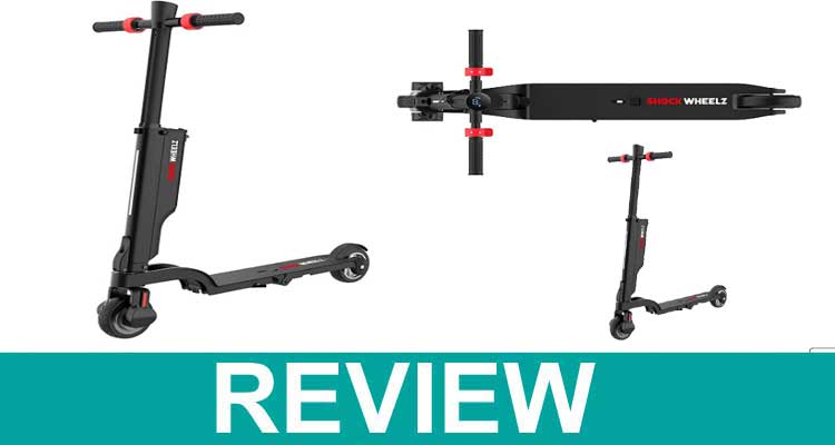 Wheelz Electric Scooter Reviews 2020.