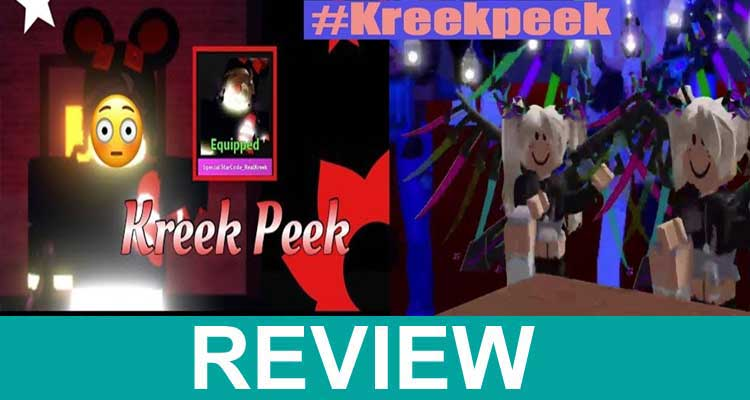 Who Had the First #Kreekpeek 2020