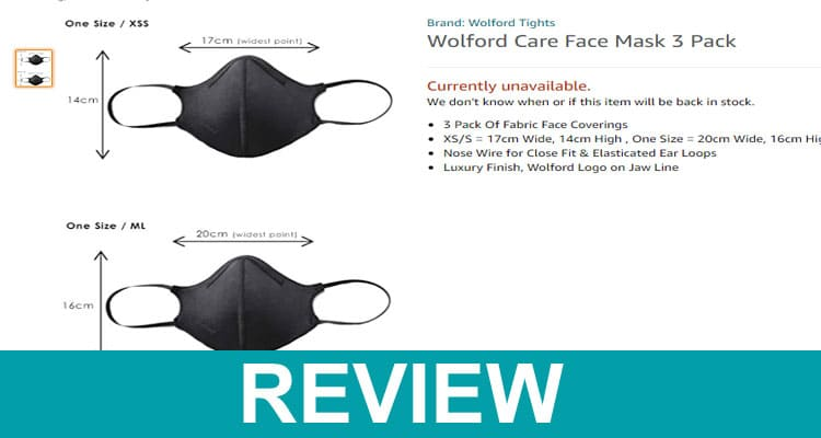 Wolford Care Face Mask Review 2020