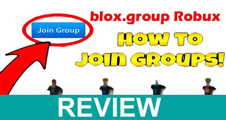 blox.group Robux 2020.