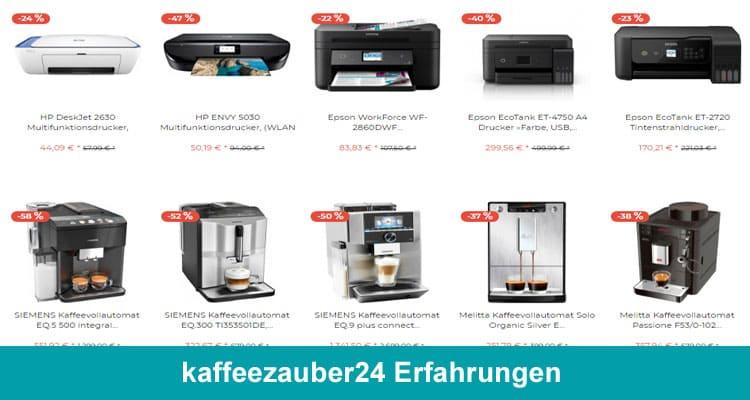kaffeezauber24 Erfahrungen 2020