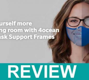 4ocean Face Mask Reviews 2021.
