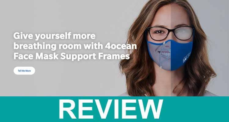 4ocean Face Mask Reviews 2021.