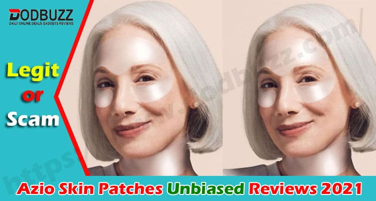 Azio Skin Patches Reviews (Jan) Read Before You Buy