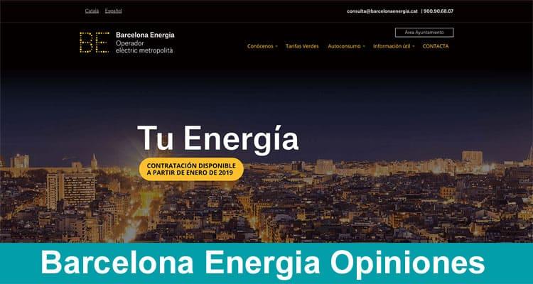 Barcelona Energia Opiniones 2021