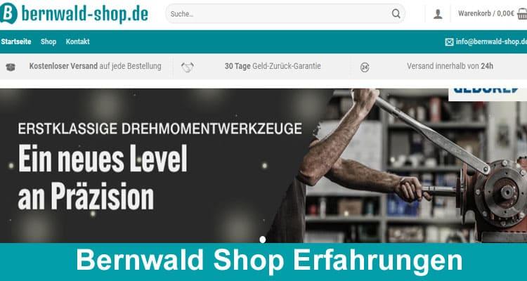 Bernwald Shop Erfahrungen 2021