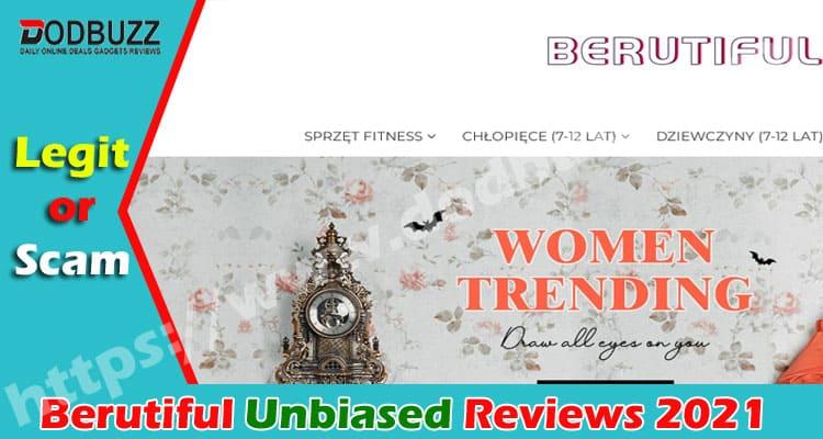 Berutiful Reviews (Feb 2021) Legit Or Scam