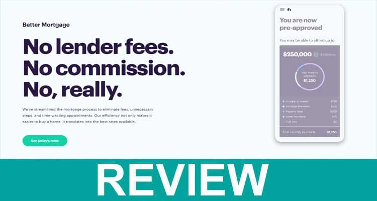 Better.com Reviews 2021.