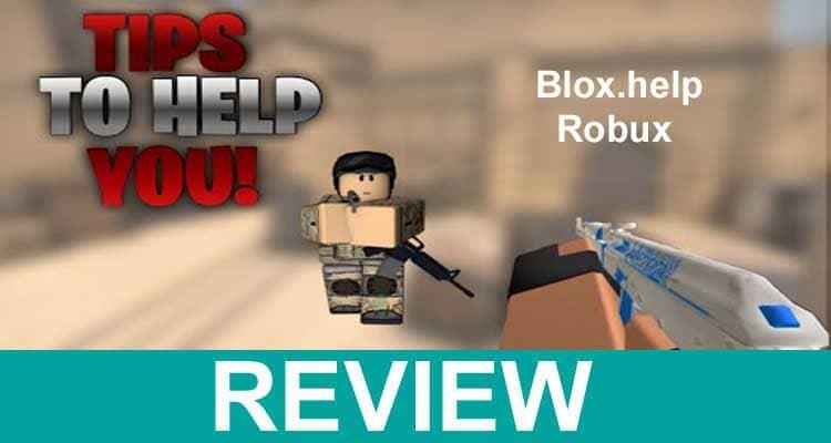 Blox.help Robux 2020.