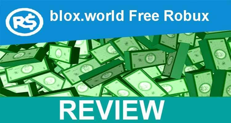 Blox.world Free Robux 2020.
