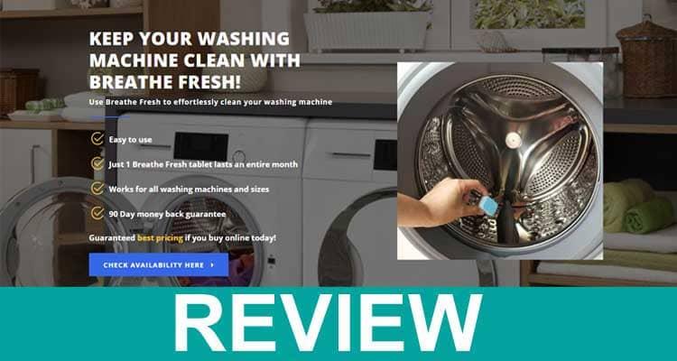 Breathe Fresh Washing Machine Cleaner Reviews 2021.