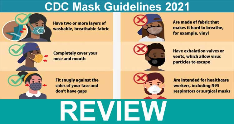 CDC Mask Guidelines 2021