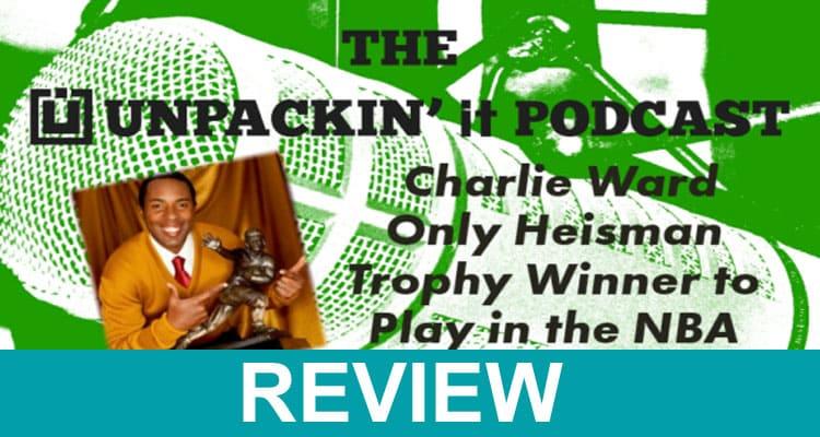 Charlie Ward Podcast 2021