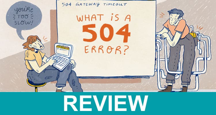 Discovery Plus Error 504 2021