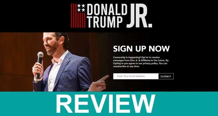 Don Jr .com Review 2021.