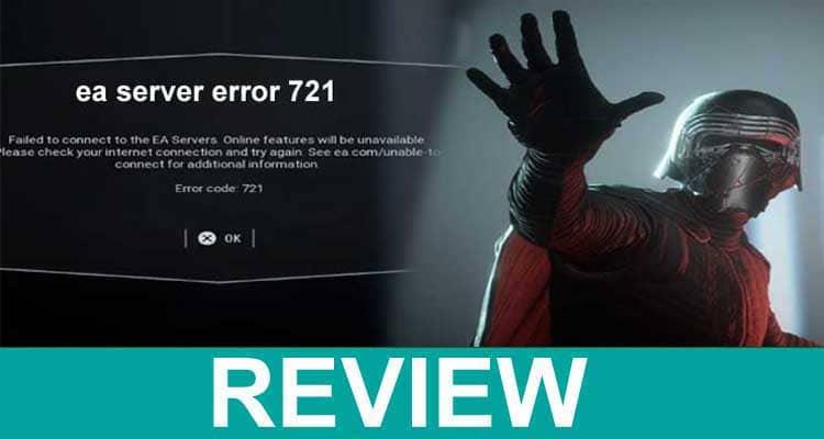EA Server Error 721, 2021.